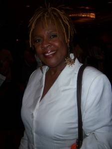 Singing Sensation Thelma Houston