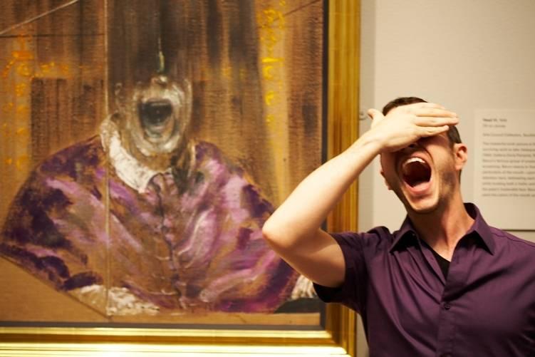 Francis Bacon Head Vi | www.pixshark.com - Images ...