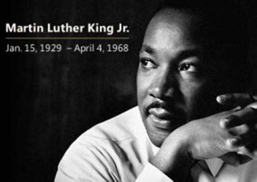 Happy Martinlutherking Day