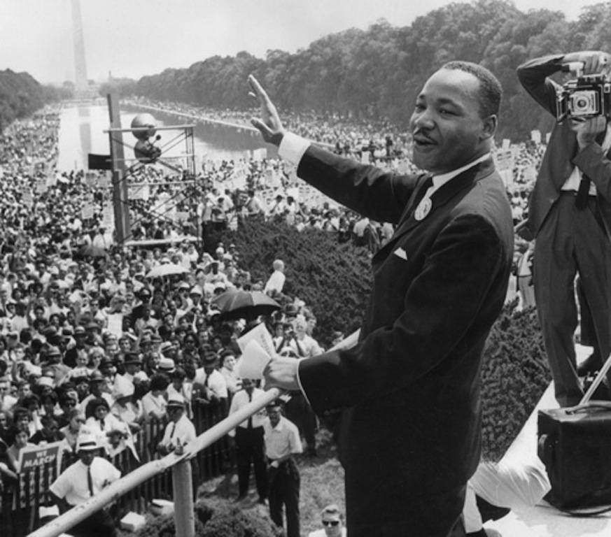 Happy Birthday And Thank You Dr King