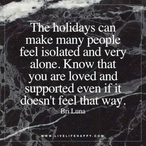 Deep Thanksgiving Quotes: 7 Tips For Surviving The Holiday Season Alone