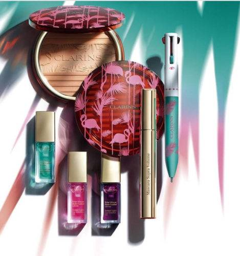 Dazzle With Clarins Summer Sunkissed Collection That